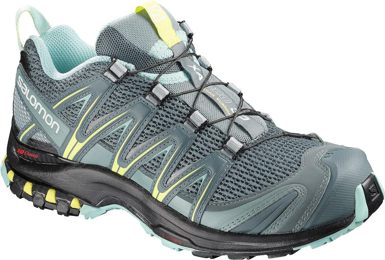 Salomon XA Pro 3D, Zapatillas de Trail Running para Mujer: Amazon.es: Zapatos y complementos