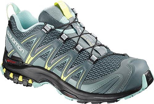 Salomon XA Pro 3D, Zapatillas de Trail Running para Mujer: Amazon ...