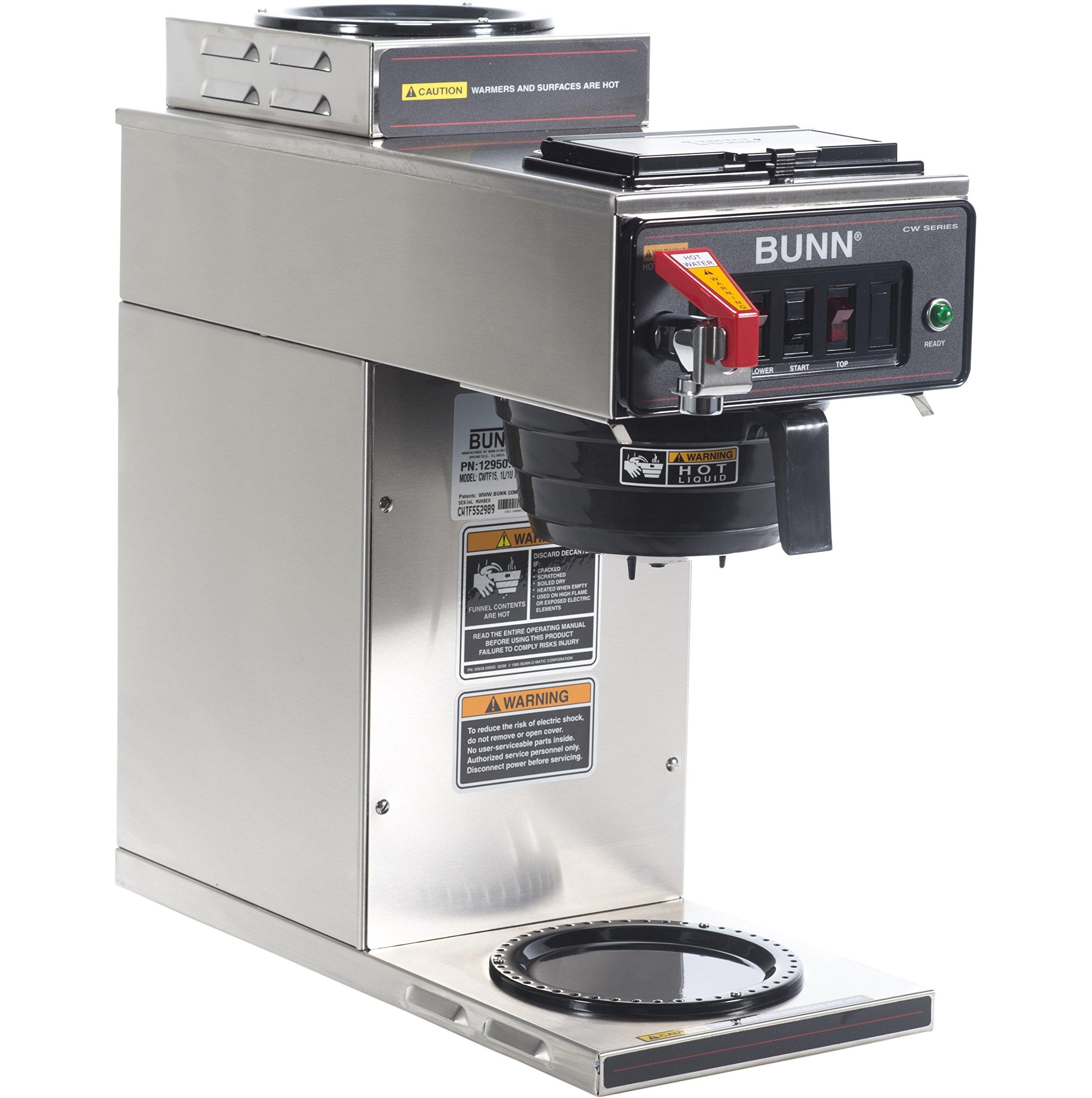 BUNN 12950.0211 CWTF-2 Automatic Commercial