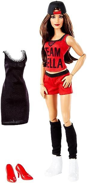 /Nikki Bella /Bambola Fashion Superstar/ WWE/ fgw27