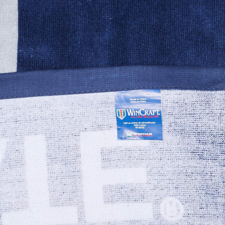 WinCraft NCAA Fiber Beach Towel