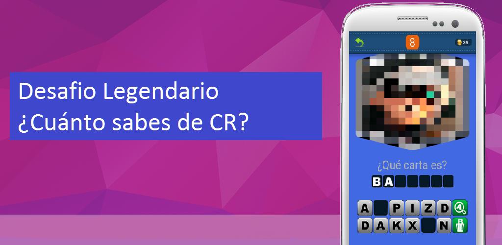 Desafio Legendario ¿Cuanto sabes de CR?: Amazon.es: Appstore ...