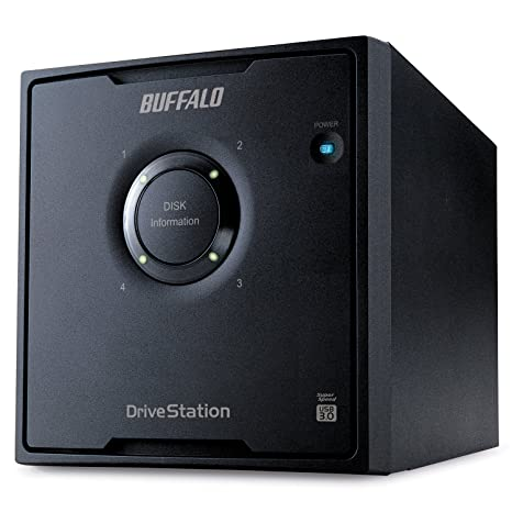 Amazon.com: Tecnología de Buffalo DriveStation Quad USB 3.0 ...