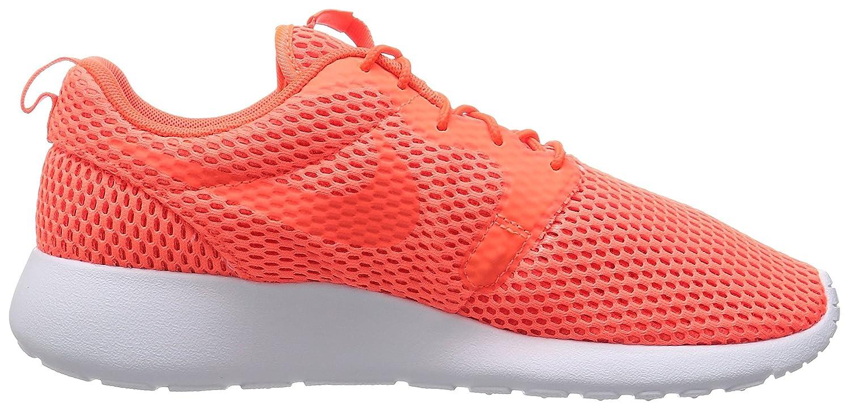 Nike Roshe One BR, Zapatillas de Deporte para Hombre, Naranja (Naranja (Total Crimson/White)), 44.5 EU