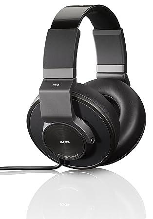 AKG K550 Closed-Back Reference Class Headphones Audio Headphones at amazon