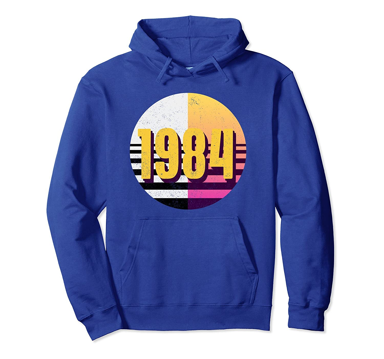1980s Retro 80s Style Vintage 1984 Hoodie-ah my shirt one gift