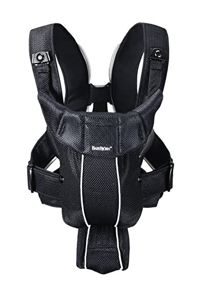 60d21578b7c BABYBJÖRN Baby Carrier Active (Black