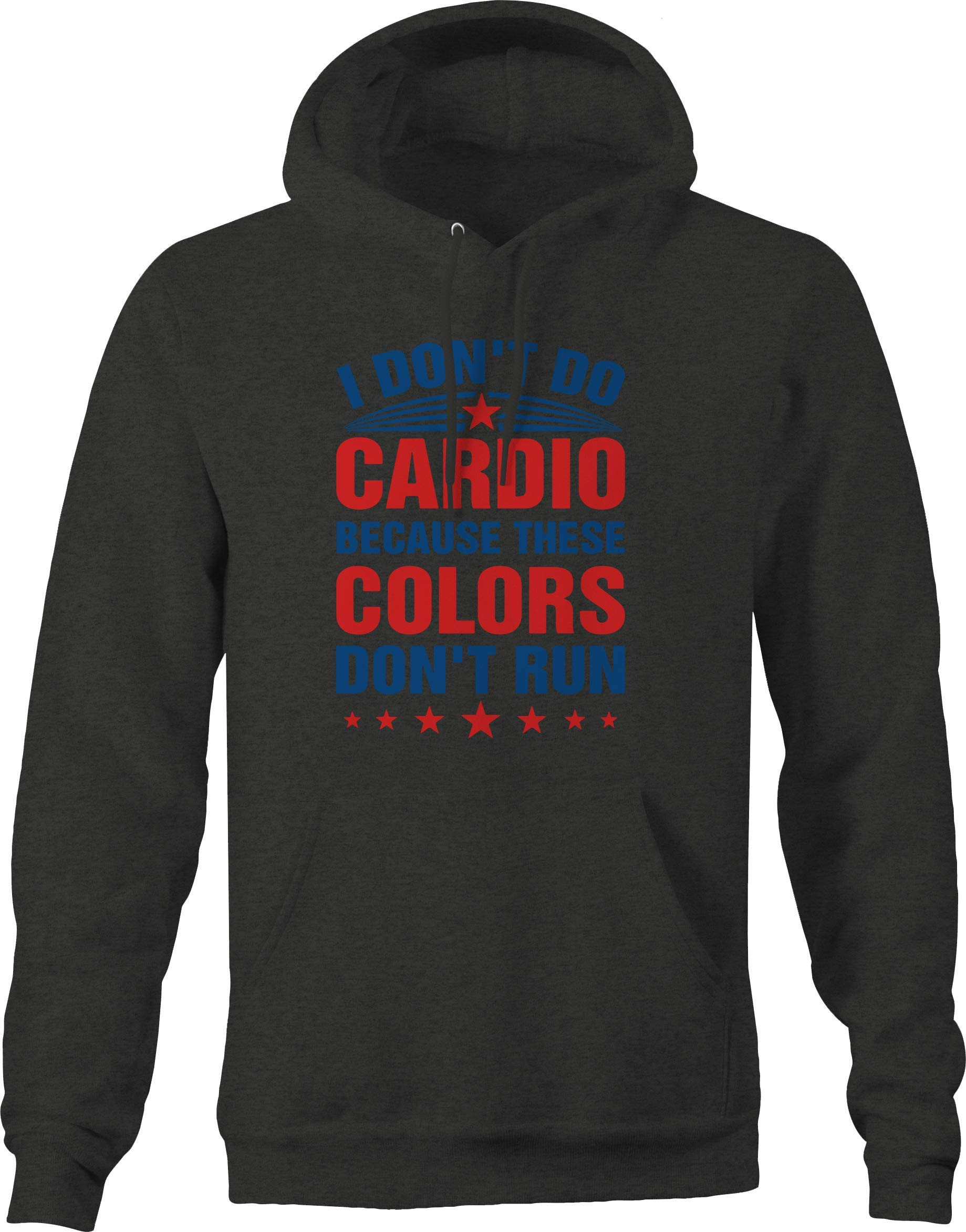 M22 I Dont Do Cardio These Colors Workout Gym Ness Shirts
