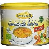 Erntesegen Gemüsebrühe Hefefrei 220g Dose Bio Würz-Sauce, 2er Pack (2 x 220 g)