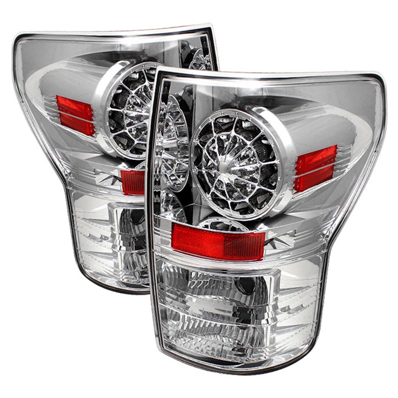 Spyder Auto Toyota Tundra Black Led Tail Light Automotive 2008 Wiring Diagram Lights