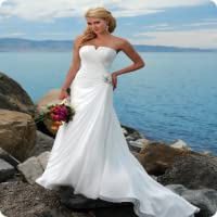 Wedding Dresses Mobile Store