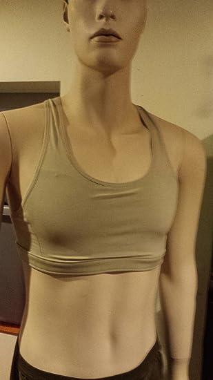 f303988f1bc52 Patagonia Capilene Womens Sports Bra Tan Khaki (Size M- AB): Amazon.ca:  Sports & Outdoors