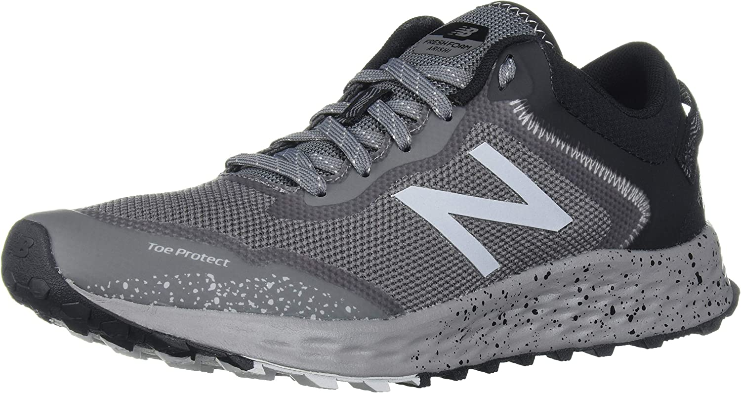 New Balance Men s Arishi V1 Fresh Foam Trail Running Shoe