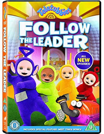Teletubbies Brand New Series Follow The Leader Dvd Amazoncouk
