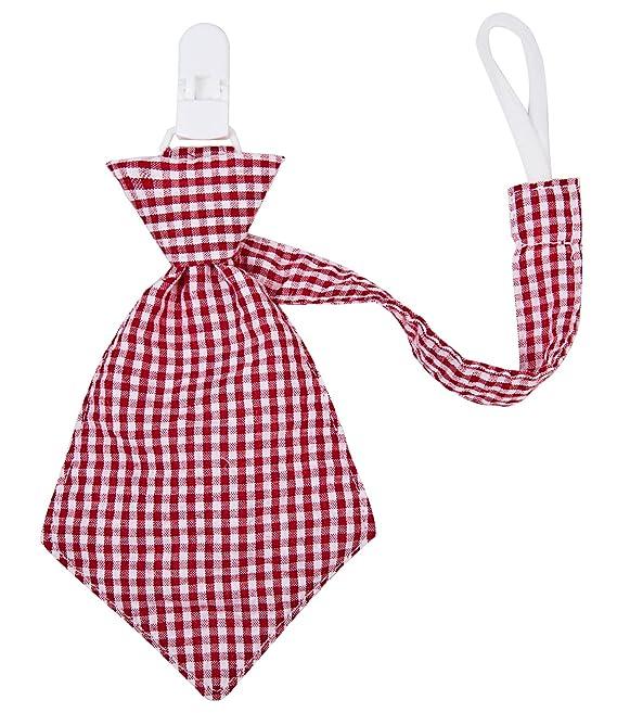 Laribbons Recién nacido clips Baby-Boy guinga corbata ...