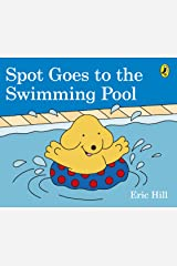 Spot Goes to the Swimming Pool Board book