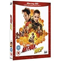 Deals on 2 Marvel 3D Blu-Ray Movies