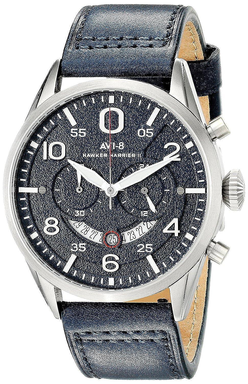 アビエイト 腕時計 英国ブランド ホーカーオマージュ腕時計 クロノグラフ AV-4031-04 [並行輸入品] B06W57XKC6