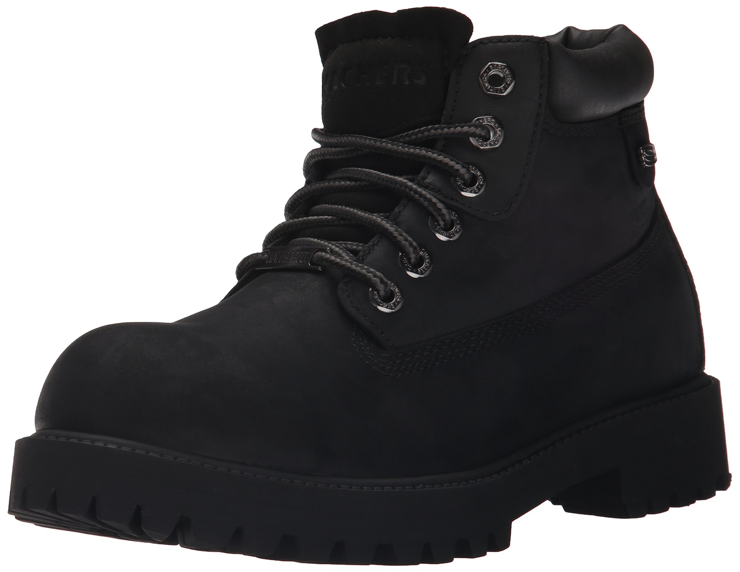 cb2d920c5978 ... Trekking   Hiking Boots · Skechers Men s Sergeants Verdict Chukka Boot