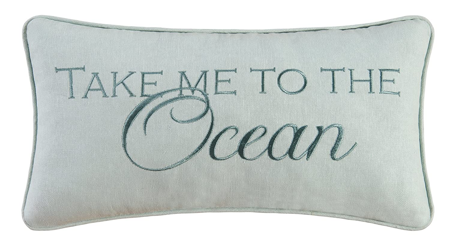 C & F Enterprises Take Me To The Ocean Pillow