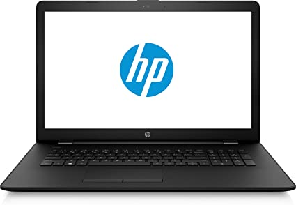 HP 17-BS049DX 17.3-inch HD+ WLED-backlit (1600x900) Display Laptop