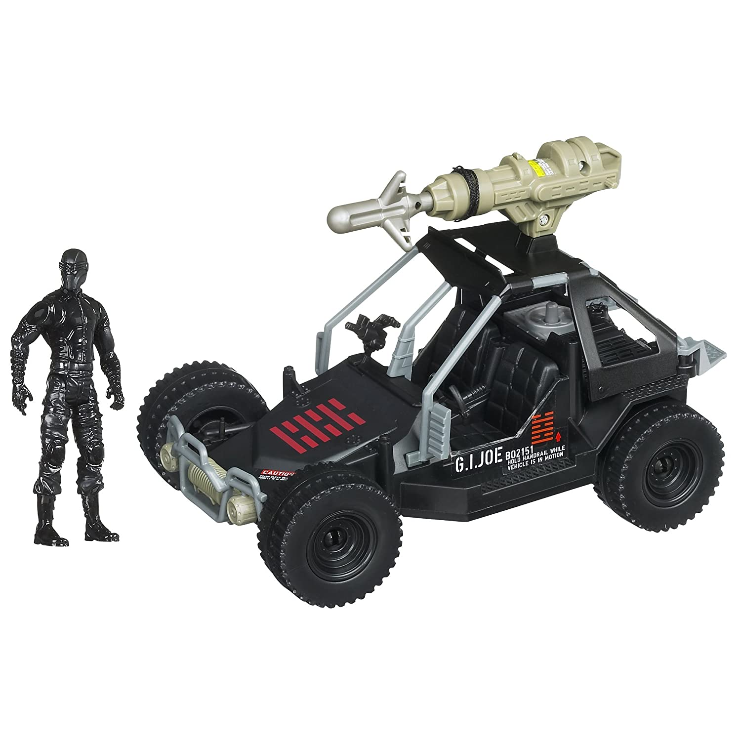 G.I. Joe Retaliation Ninja Commando 4x4 With Grapple Hook ...