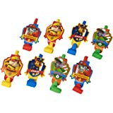 Paw Patrol Party Blowers (8 Pack)