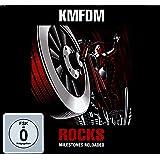 "ROCKS - Milestones Reloaded (Special Edition inkl. Bonus DVD ""We Are KMFDM"")"