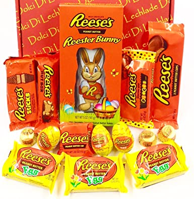Reeses easter gift box by dolci di lechlade reester bunny reeses easter gift box by dolci di lechlade reester bunny reeses peanut butter crme negle Gallery