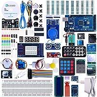 ELEGOO Mega R3 zestaw startowy do Arduino Projekt Ultimate Starter Kit z niemieckim samouczkiem, MEGA R3…