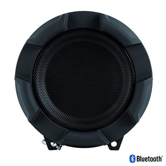 Amazon.com: NGS Roller Flow 20W Bluetooth Speaker with FM Radio, USB Port, AUX Input and MicroSD Slot Model ROLLERFLOW: Computers & Accessories