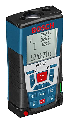 Bosch GLR825 - The Most Accurate Laser Distance Measurer