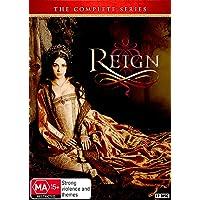 Reign: S1-4 (DVD)