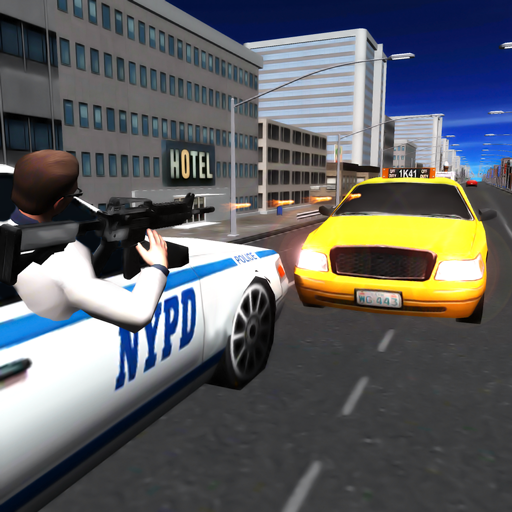 Crime City Police Car Chase 3D