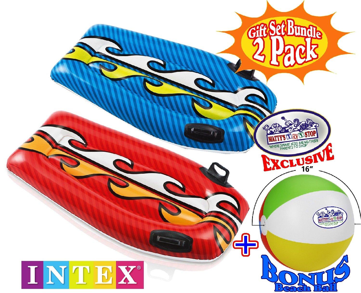 Intex Joy Rider Surf 'n Slide Pool Floats