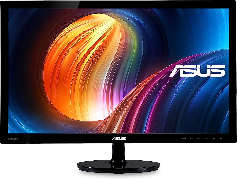 "ASUS VS10H-P 10"" Full HD 10x10 10ms HDMI DVI VGA Back-lit LED Monitor"