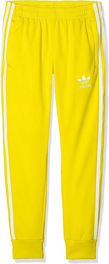 ensemble adidas jaune femme