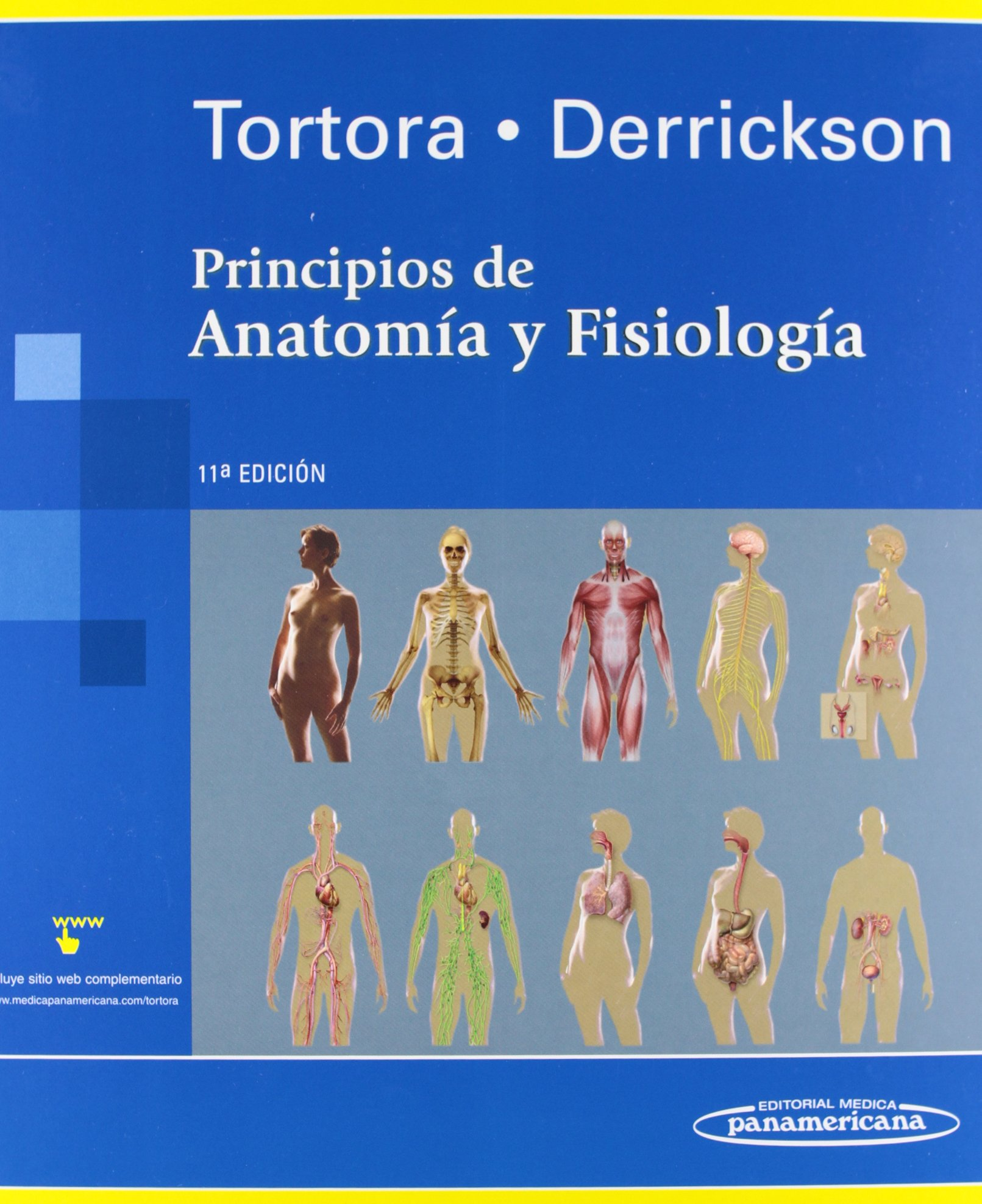 Principios de anatomia y fisiologia / Principles of Anatomy and ...