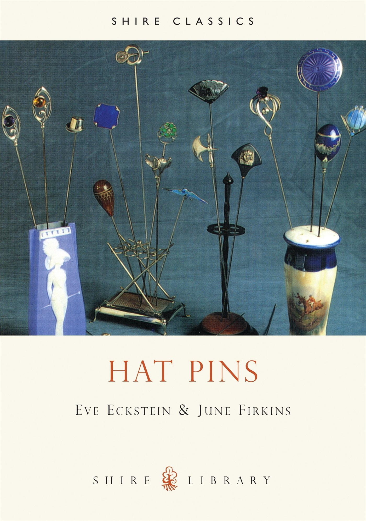 Hat Pins (Shire Library)