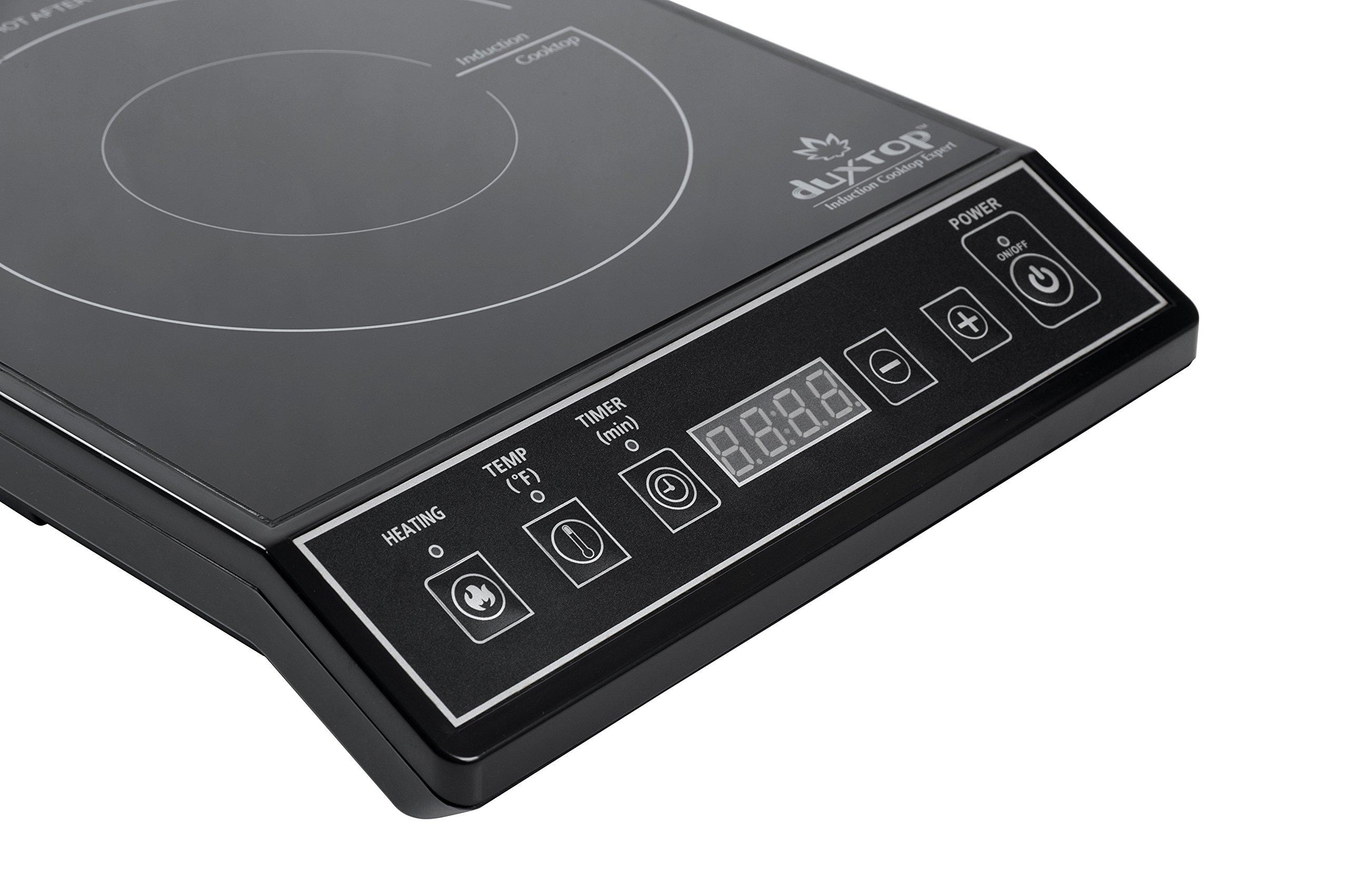 Secura 9100MC 1800W Portable Induction Cooktop Countertop Burner, Black by Secura (Image #3)