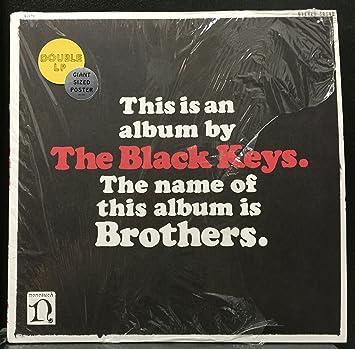 The Black Keys - The Black Keys: Brothers (Free MP3, Poster) 2LP