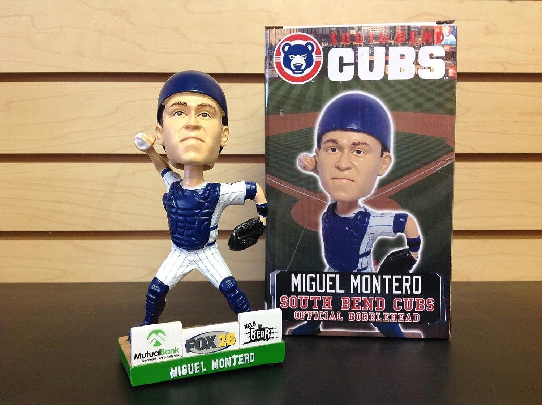 Miguel Montero South Bend Cubs Catcher ~ 2015 Bobble Bobblehead SGA
