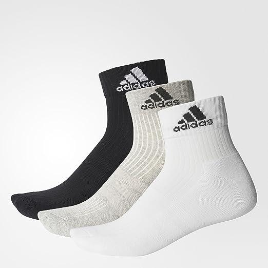 adidas Performance 3 Pares, Calcetines, 3 Pares Unisex, Null,: Amazon.es: Deportes y aire libre