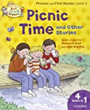 Oxford Reading Tree Read with Biff, Chip and Kipper: Level 2. Picnic Time and Other Stories