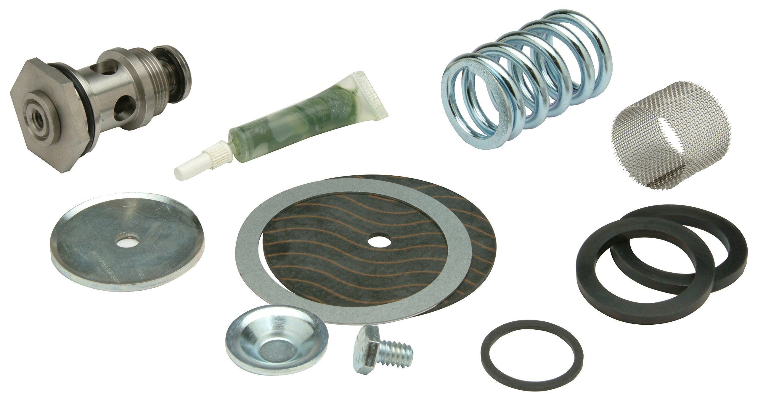 Zurn RK34-70XL Wilkins Repair Kit for 0.75'' Models 70, 70DU, and 70XL and for 3/4'' Pressure Reducing Valve (PRV) 70 Series