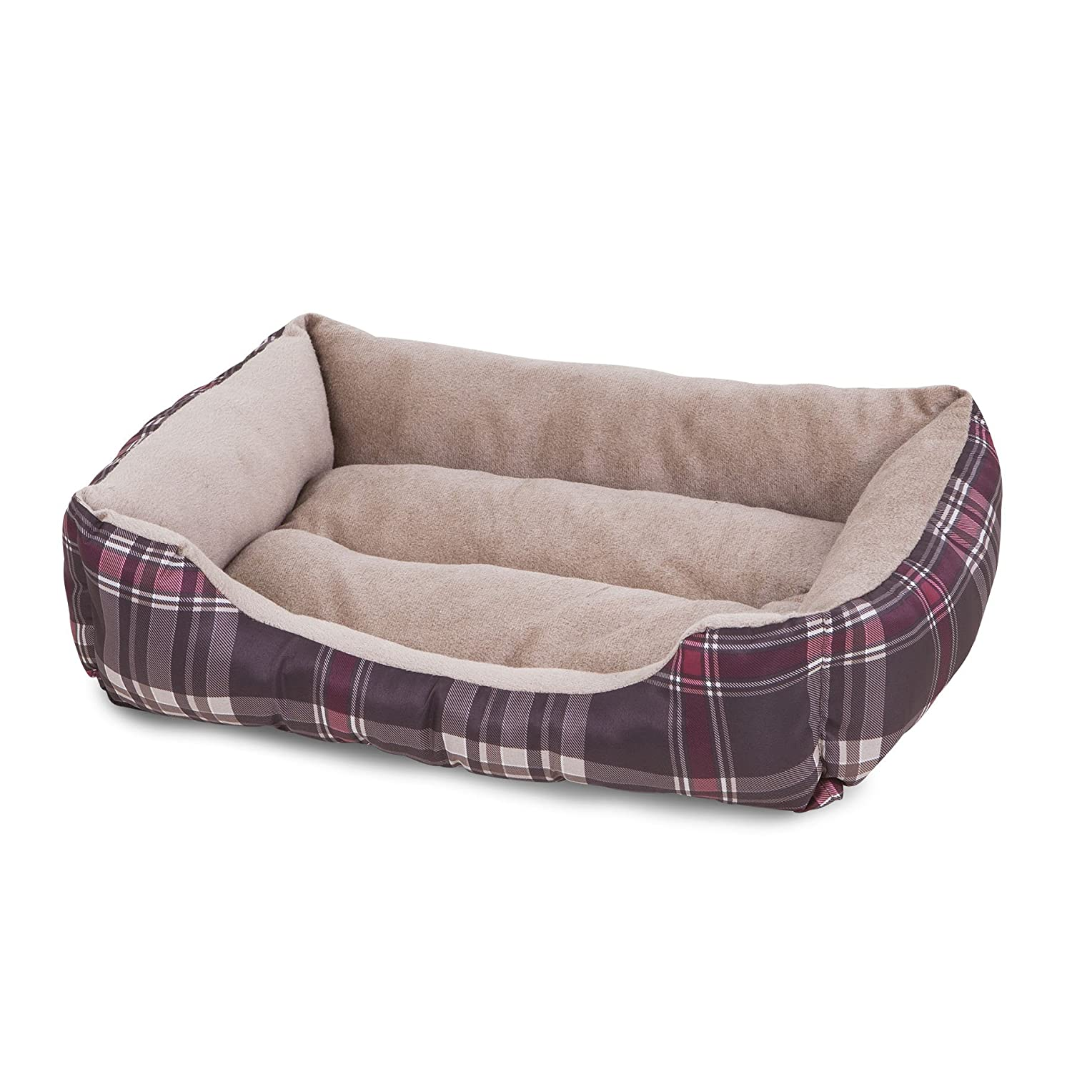 Aspen Pet Rectangular Lounger, 20 X 15, Assorted