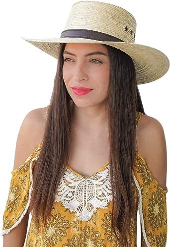 Sin Postal Sombrero de Sol Artesanal Unisex - Modelo Moderno