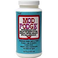 Mod Podge Dishwasher Safe Waterbase Sealer, Original Version, 16 Ounce