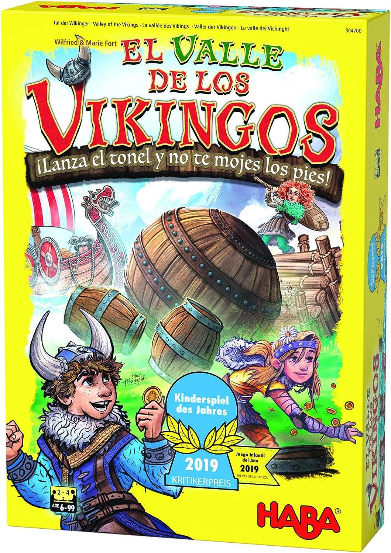 El Valle De Los Vikingos De Haba Comprar Juegos De Mesa