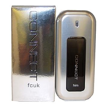 d8fa9bcb5d7 Amazon.com : Fcuk Connect by French Connection Eau De Toilette Spray 3.4 oz  for Men : Beauty
